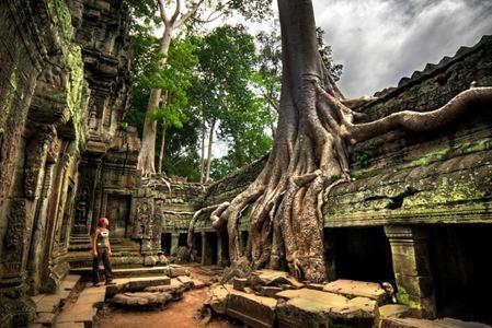 Campuchia - SiemReap - Phnompenh (4N3Đ) - Siêu Tiết Kiệm