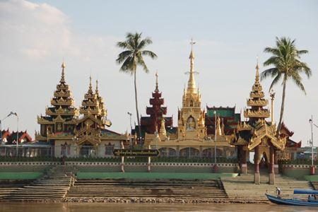 MYANMAR: YANGON - BAGO - THANLYIN (4N-3Đ)