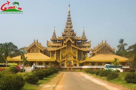 Khám phá đất Phật Myanmar: Yangon-Bago-Golden Rock 4 ngày 3 đêm