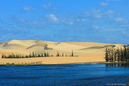 Tour xuống biển lên rừng - Phan Thiết - Đà Lạt 4n3d