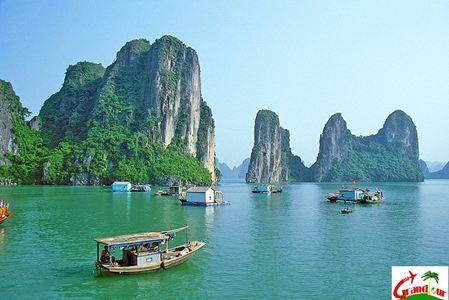 Tour xuyên Việt chất lượng cao: HÀ NỘI - HẠ LONG - HUẾ - ĐÀ NẴNG - HỘI AN - NHA TRANG - SÀI GÒN