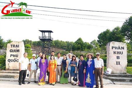 Tour Bình Dương - Phú Quốc 3n3d tàu cao tốc Superdong.