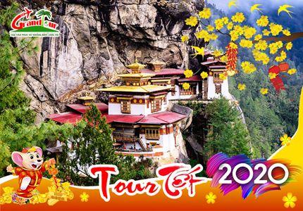 Tour hot: Du lịch Bhutan khởi hành mùng 3 tết