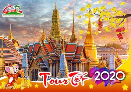 TOUR THÁI LAN TẾT ÂM LỊCH : BANGKOK - PATTAYA 5N4D