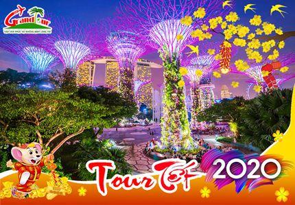 Du lịch Singapore - Malaysia 5 ngày 4 đêm tết nguyên đán