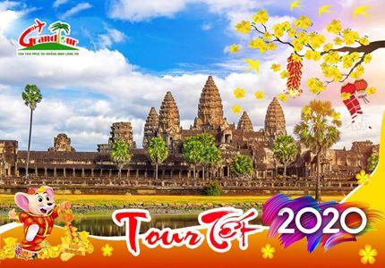Tour Campuchia tết âm lịch SiemReap - Phnompenh (4N3Đ)
