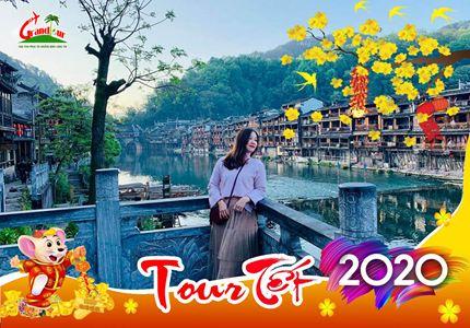Tour du lịch Phượng Hoàng cổ trấn - Trương Gia Giới - Phù Dung Trấn 5 ngày 4 đêm