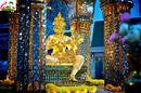 Những giai thoại về sự linh thiêng của Tượng Phật Bốn Mặt ở Băng Cốc.