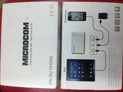 sạc tích điện Microcom 10