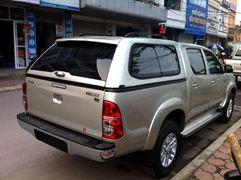 Nắp Thùng Xe Bán Tải Cao Toyota Hilux GSE