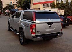 Nắp Thùng Xe Bán Tải Cao Có Đèn GSE-V Nissan Navara NP300