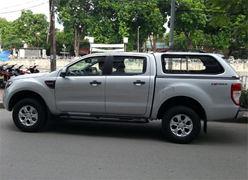 Nắp Thùng Xe Bán Tải Cao Kính Lùa Ford Ranger