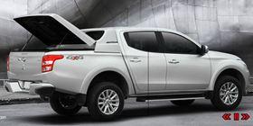 Nắp Thùng Xe Bán Tải Thấp Mitsubishi Triton Carryboy Fullbox