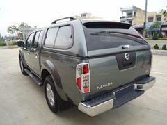Nắp Thùng Xe Bán Tải Cao Kính Lùa Nissan Navara 2014