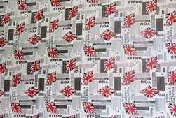 Vải cờ Anh