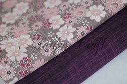 Vải bố/linen hoa, màu trơn