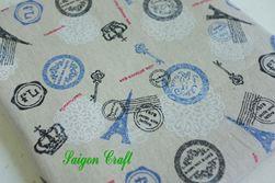 Vải Linen SGCF0116