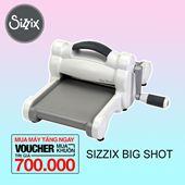 Máy cắt hình Sizzix Big Shot