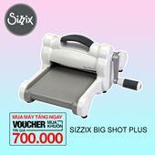 Máy cắt hình Sizzix Big Shot Plus
