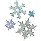 Khuôn cắt Bigz L Die - Stacked Snowflakes