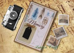 Scrapbook - Fly Album Memory