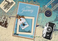 Scrapbook - Fly Album Our Journey