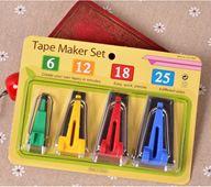 Bias Tape-bộ 4 (bộ dụng cụ làm nẹp viền vải)