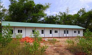Nhà lắp ghép CT Khánh Hòa