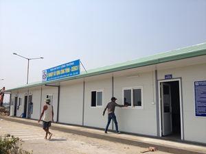 Nhà lắp ghép CT Pháp Vân - Cầu Giẽ