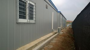 Nhà lắp ghép CT Nghi Sơn