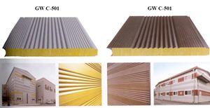 Panel PU tường ngoài BL10, BR10, C20, V80