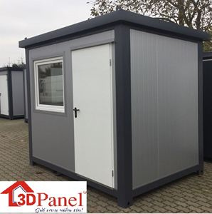 Container lắp ghép 10''- CH001