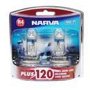Bộ 2 bóng đèn H4 NARVA Plus 120