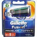 Lưỡi Dao Cạo Râu Gillette Fusion ProGlide 5+1 hộp 8 lưỡi
