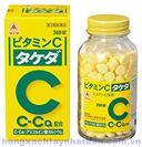 Vitamin C 2000mg trị nám, đẹp da 300viên - Nhật Bản