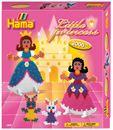 Hộp quà Hama xếp hình công chúa