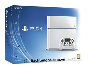 Máy PS4 White