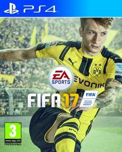 Đĩa Game FiFa 2017 PS4