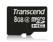 Thẻ nhớ microSDHC™ 8GB Transcend