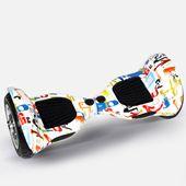 Xe điện cân bằng - bánh lớn 10inch có Bluetooth ( Graffit )