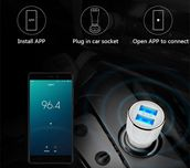 Sạc Ô Tô ROIDMI Car Bluetooth Charger Adapter