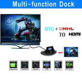 Multimedia Dock (MHL Dock)