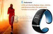 Smart Watch L12S OLED Bluetooth 3.0