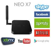 Android Box Minix Neo X7 - siêu khủng TV BOX Quad Core lõi tứ
