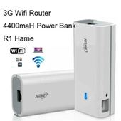 Hame R1 | Phát WiFi cắm USB 3G | Pin dự phòng 4400mAh