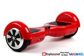 Xe Điện 2 Bánh Tự Cân Bằng MACWHEEL - FZ1 - 6.5 inch - Màu Đỏ có Bluetooth