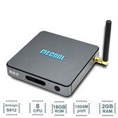 Android Box Mecool BB2 - Amlogic S912 , Ram 2G - Giá rẻ nhất