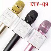 Microphone Karaoke Bluetooth Micro Q9