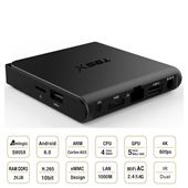ANDROID TV BOX T95X CHIP S905X RAM 2GB, ANDROID 6.0