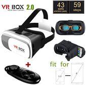Kính thực tế ảo VR Box 2 + gamepad
